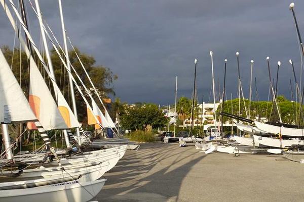 Le Yacht Club de Villeneuve Loubet